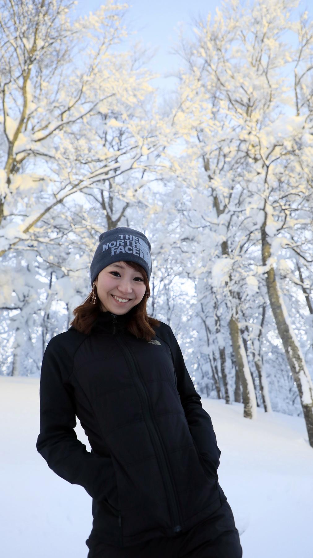 冬季大雪怪 藏王樹冰